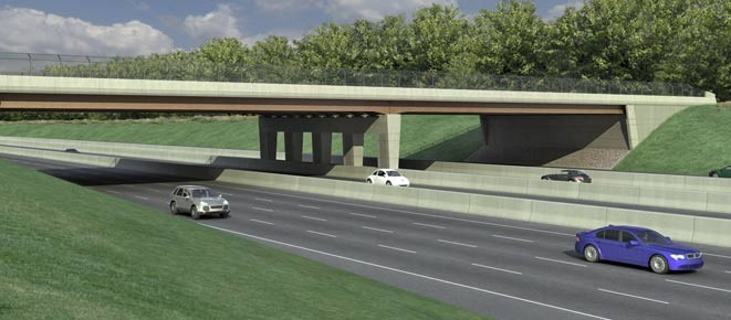 Environmental Services for the I-95 Express Toll Lanes Project